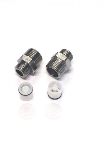 Rückflussverhinderer 15mm mit Fitting 1/2